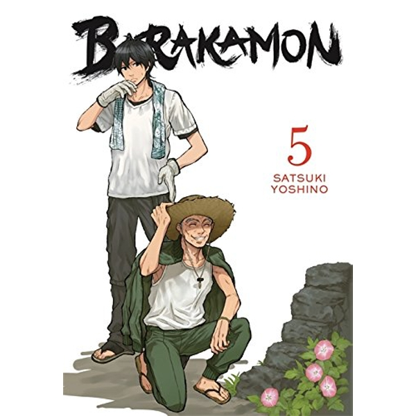 Barakamon, Vol. 5