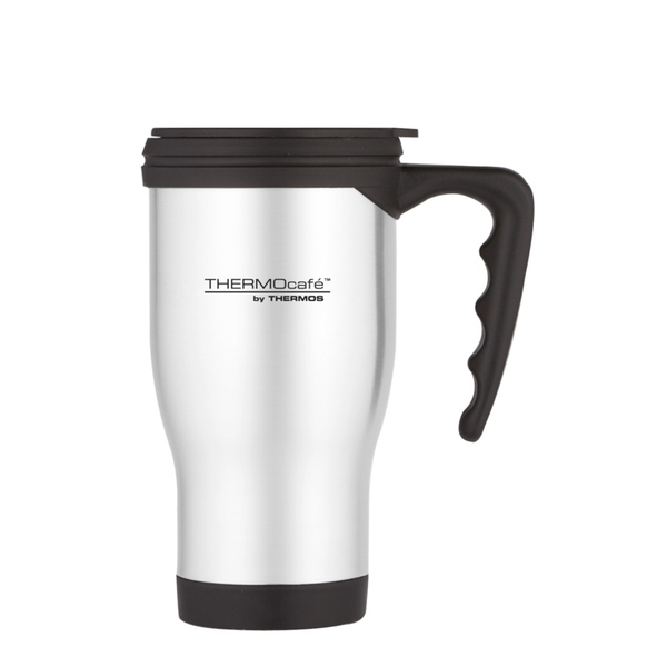 ThermoCaf by Thermos 2060 Travel Mug 400ml Stainless Steel