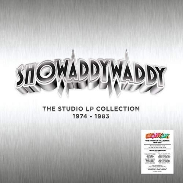 Showaddywaddy - The Studio LP Collection 1974 - 1983 Vinyl