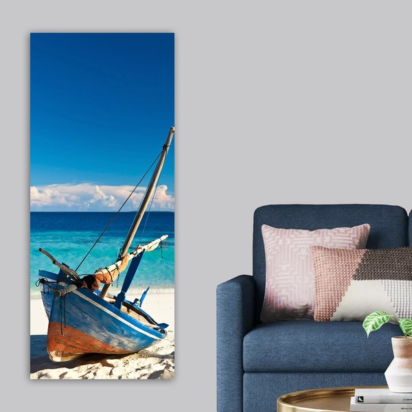 DKY86611675_50120 Multicolor Decorative Canvas Painting