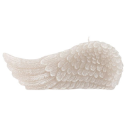 Large Angel Wing Candle
