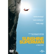Sunshine Superman DVD