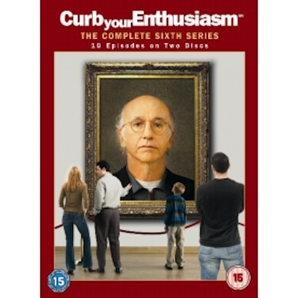 Curb Your Enthusiasm - Complete Series 6 DVD