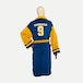 Riverdale Archie Bomber Blue and Yellow Hoodless Ladies Robe - Image 2