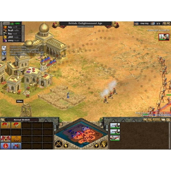 Rise Of Nations Gold Edition Game + Add On Game PC - Image 3