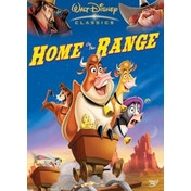 Home on the Range Blu-ray (Region Free)