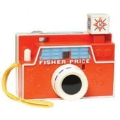 Fisher Price Childrens Classics Picture Disk Camera