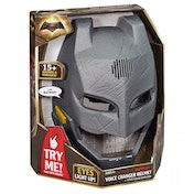 Batman vs Superman Lights and Sounds Voice Changer Helmet