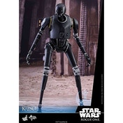 K-2SO Security Droid (Rogue One A Star Wars Story) Hot Toys 1:6 Scale Figure