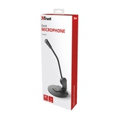 Trust Primo Desk Microphone for PC and Laptop