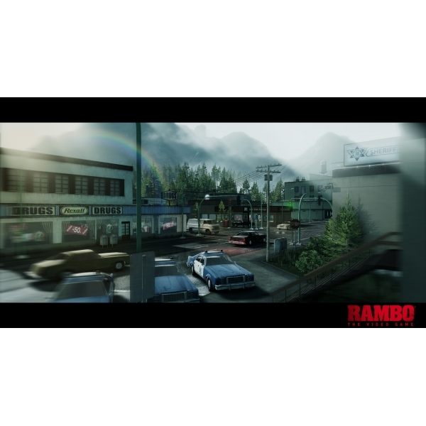 Rambo the Video Game (Move Compatible) PS3 - Image 2