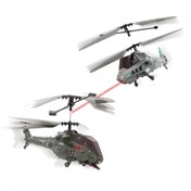 Ex-Display Battle Helicopters RCHELIGYROBAT2 Used - Like New