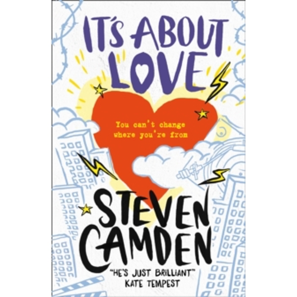 It's About Love by Steven Camden (Paperback, 2015)