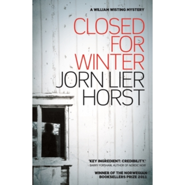 Closed for Winter by Jorn Lier Horst (Paperback, 2013)
