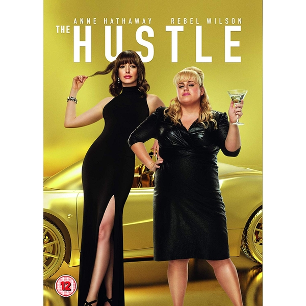 The Hustle 2019 DVD