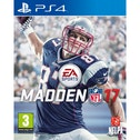Madden NFL 17 PS4 Game