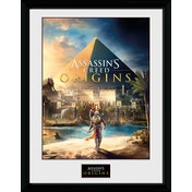 Assassins Creed Origins Cover Framed Collector Print