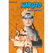 Naruto (3-in-1 Edition), Vol. 20 : Includes Vols. 58, 59 & 60 : 20