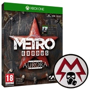 Metro Exodus Aurora Limited Edition Xbox One Game + Patch