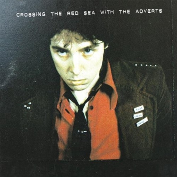 Adverts - Crossing The Red Sea With The Adverts Vinyl