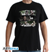 The Walking Dead - Good,Bad,Walkers Men's Small T-Shirt - Black - Image 2