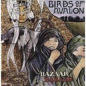 Birds Of Avalon - Bazaar Bazzar Vinyl