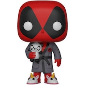 Deadpool in Robe Bedtime (Deadpool) Funko Pop! Vinyl Figure #327