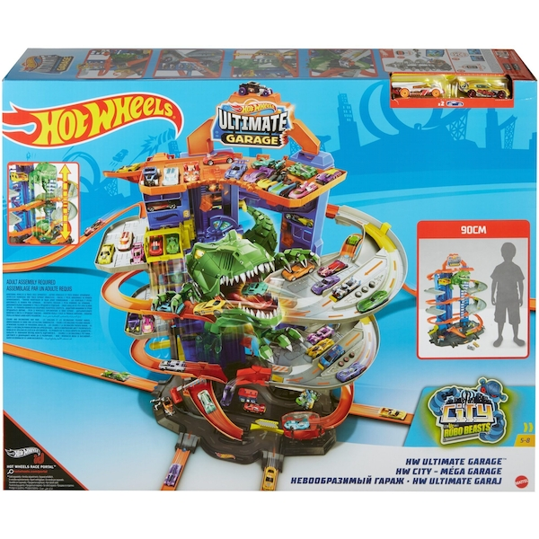 Hotwheels - City Ultimate Garage