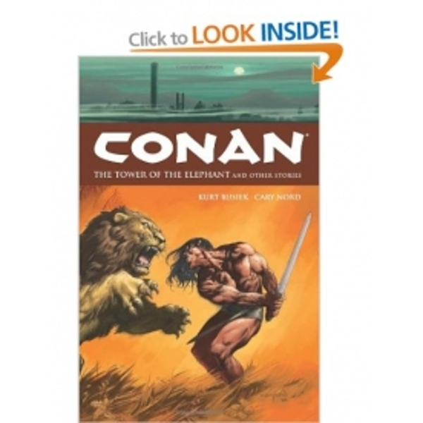 Conan Volume 3: The Tower Of The Elephant And Other Stories