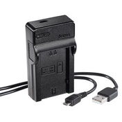 Hama Travel USB Charger for Sony NP-FZ100