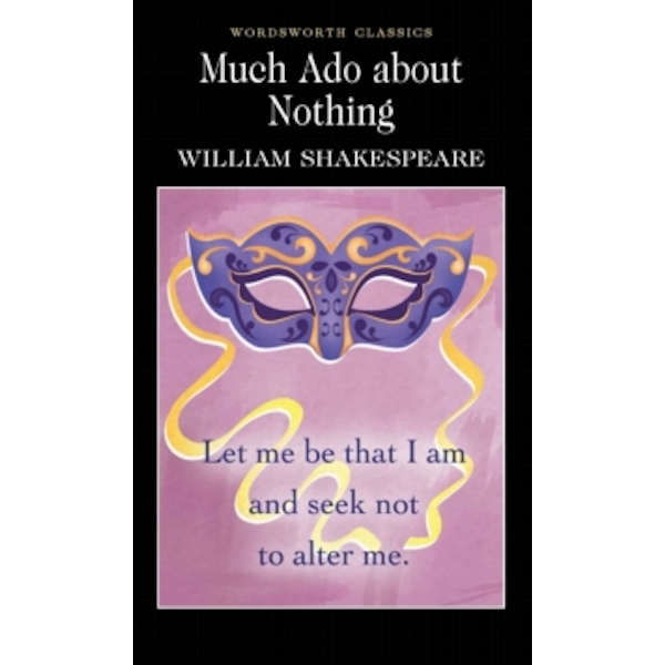 Much Ado About Nothing by William Shakespeare (Paperback, 1995)