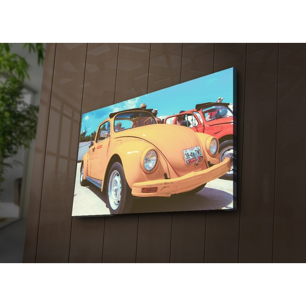 4570?ACT-69 Multicolor Decorative Led Lighted Canvas Painting