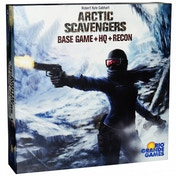 Arctic Scavengers Base Game + HQ + Recon Expansion