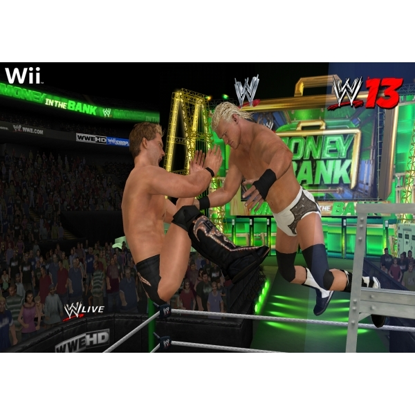 WWE 13 Game Wii - Image 2