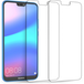 Huawei P20 Lite Glass Screen Protector (Twin Pack) - Clear - Image 2