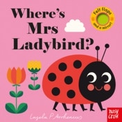 Where's Mrs Ladybird? by Ingela Arrhenius (Board book, 2017)