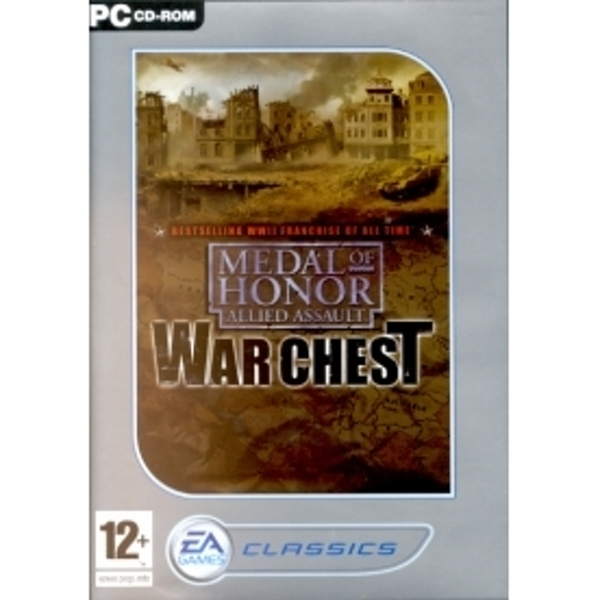 Ex-Display Medal Of Honor Allied Assault War Chest Game PC Used - Like New