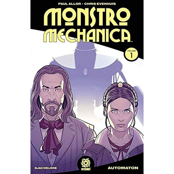 MONSTRO MECHANICA VOL. 1 TPB