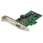 StarTech PCI Express Gigabit Ethernet Fiber Network Card with Open SFP PCIe SFP Network Card Adapter NIC