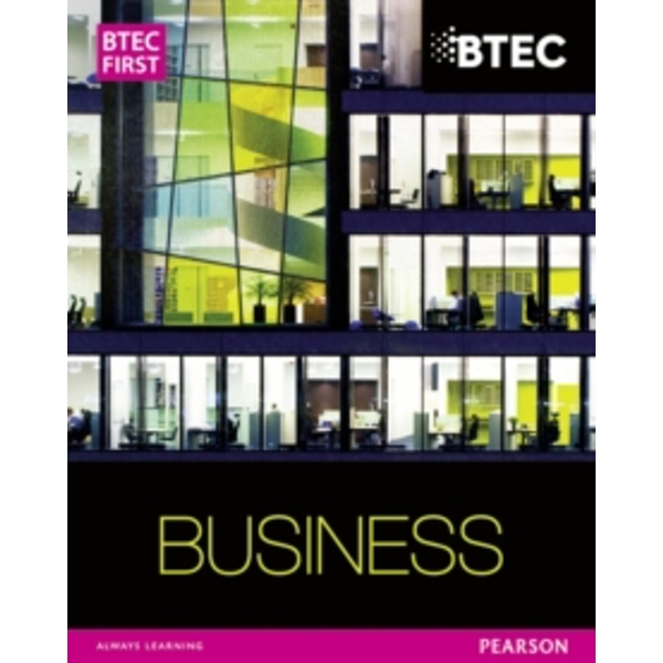 BTEC First Business Student Book by Mike Neild, Carol Carysforth, Karen Glencross, Lisa Chandler-Corris (Paperback, 2012)