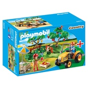 Playmobil Country Orchard Harvest Starter Set