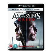 Assassin's Creed 4KUHD   Bluray