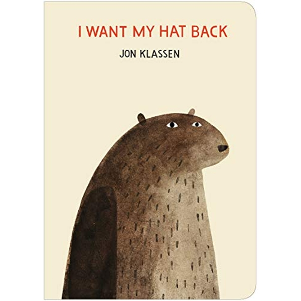 I Want My Hat Back  Board book 2018