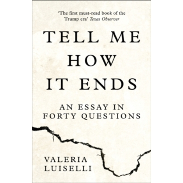 Tell Me How it Ends : An Essay in Forty Questions