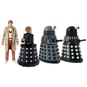 Doctor Who Resurrection Figurine Set