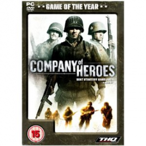Company Of Heroes Game Of The Year (GOTY) Game PC