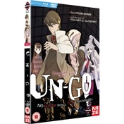 Un-Go Complete Box Set Blu-ray & DVD