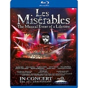 Les Miserables 25th Anniversary Blu-Ray