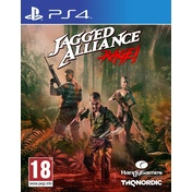 Jagged Allicance Rage PS4 Game