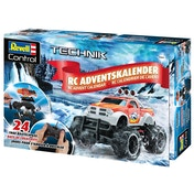 Revell RC Technik RC Car Offroad Truck Advent Calendar 2018
